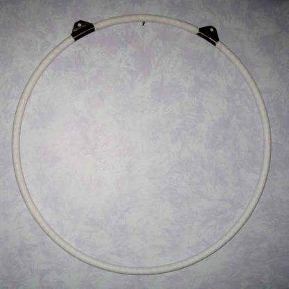 Aerial Double Point Hoop Taped
