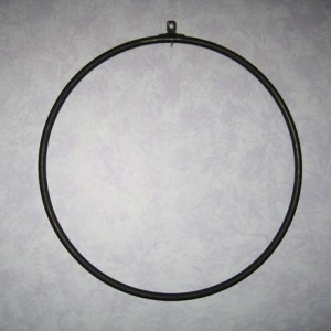 Hoop Single Tab Untaped