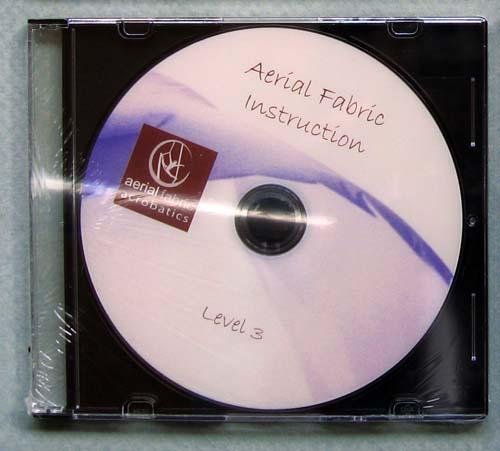 Instructional DVD level 3