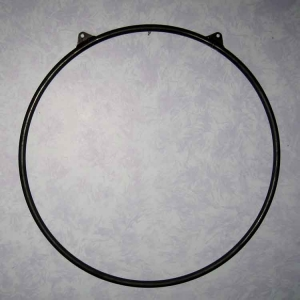 Aerial Double Point Hoop