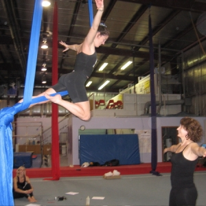 Aerial Fabric Class