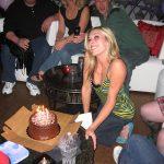 Jenna surprise party