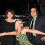 Lynn with Jenna and Chris