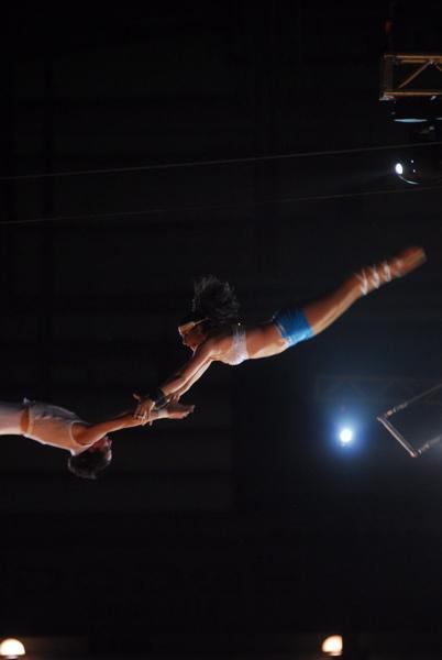 aerial yoga instructional video