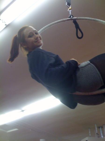 Cassie Aerial Hoop