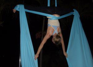 Aerial Fabric Jeena