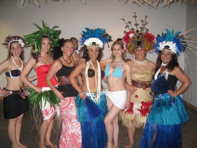 Jennifer Polynesian