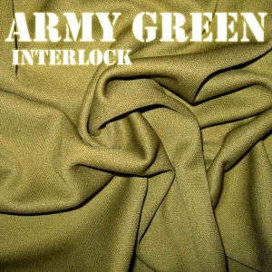 Army Green Fabric