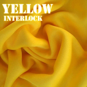 Canary Yellow Fabric