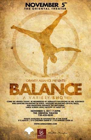Balance variety Show