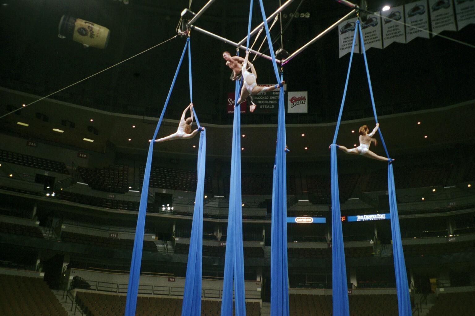 Pepsi Center show