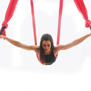 Aerial Flying Trapeze Yoga Hammock