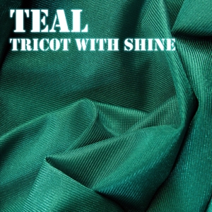 Teal Fabric