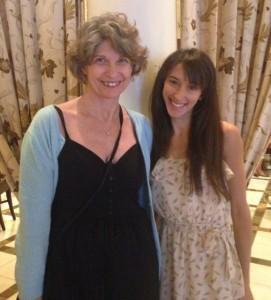 Lynn and Sara in Vegas
