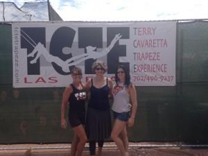 Trapeze Terry & LJ