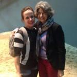 Aerial Fabric at Odysseo Cavalia Rachel Gauthier and Lynn Coleman