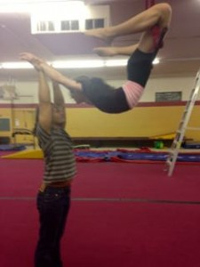 Aerial Fabric Trapeze Workshop