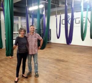 AFA in Warsaw at Oxygen Fitness Photo Rober Badurak
