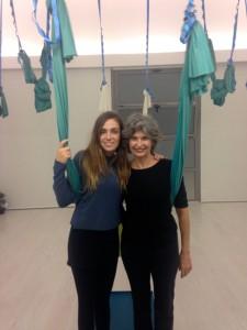 AFA with Elena at Anahata Studio