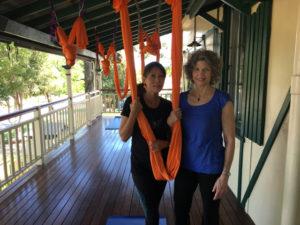 AFA hammocks Kylie and Lynn