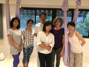 AFA at CORE with Mr Fumimoto Kaori and students
