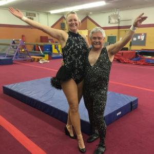Tony & Nicky Dress Rehearsal