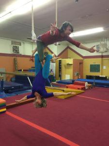 Trapeze Bayard & Lynn