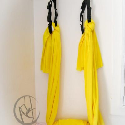 yellow-yoga-hammock