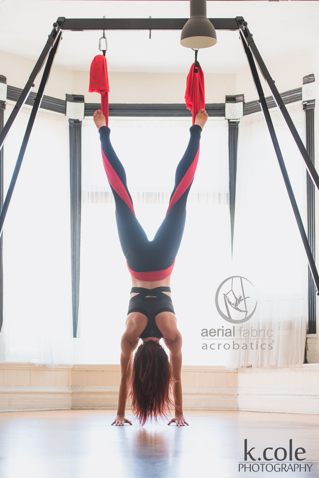 Medium image of aerial yoga hammock  basic