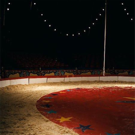 Aerial Fabric World Circus Day